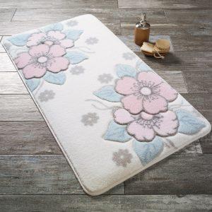 Купить Petal Pembe Confetti коврик для ванной