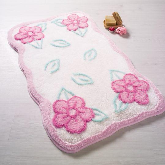 Купить Ramses Pastel Pembe Confetti коврик для ванной