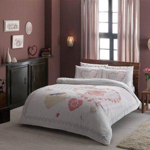 Купить Alice v01 розовый TAC постельное белье