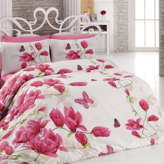 Купить Alize v2 Kirmizi Majoli Bahar Tekstil постельное белье