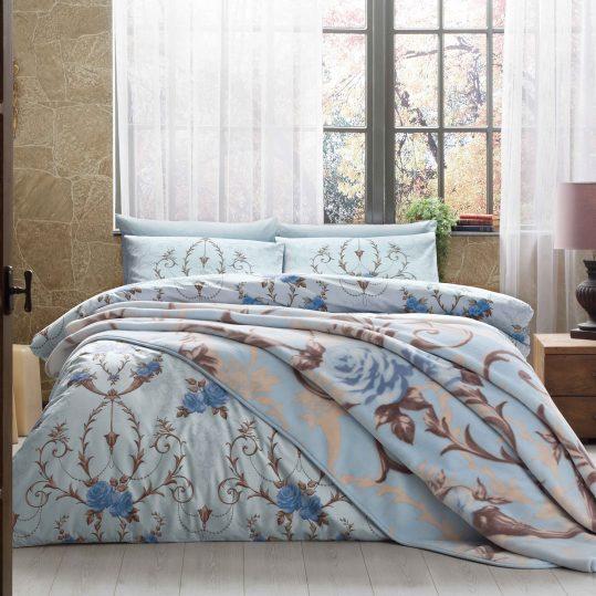 Купить Arlet V01 Mavi TAC постельное белье