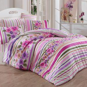 Купить Carolin v2 Lila Majoli Bahar Tekstil постельное белье