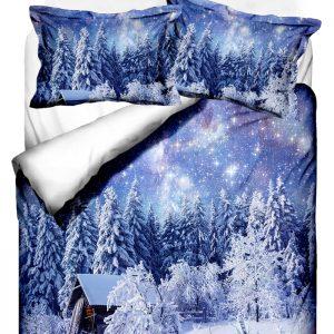 Купить Chalet 3D Class Bahar Tekstil постельное белье