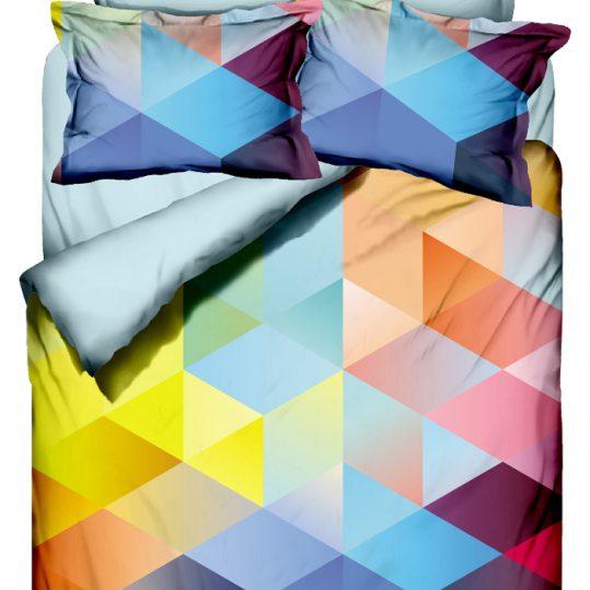 Купить Cube 3D Class Bahar Tekstil постельное белье