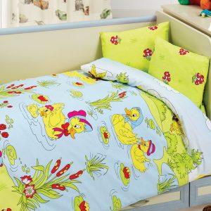 Купить Duck Class Bahar Tekstil постельное белье для новорожденных