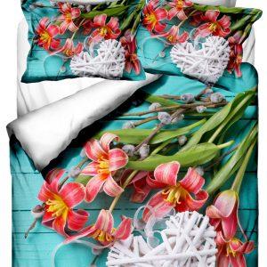Купить Margarit 3D Class Bahar Tekstil постельное белье