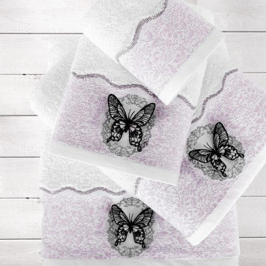 Купить Mira Lila Irya полотенце