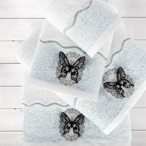 Купить Mira Mavi Irya полотенце