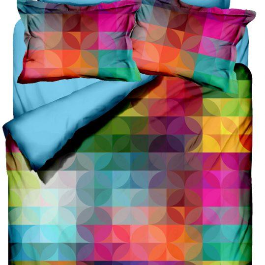 Купить Round 3D Class Bahar Tekstil постельное белье