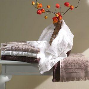 Купить Royal белый TAC полотенце