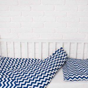 Купить Синяя волна Elfdreams постельное белье для новорожденных