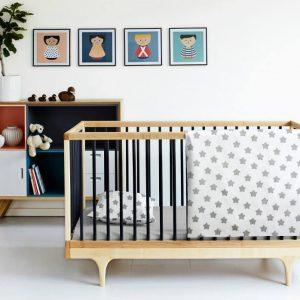 Купить Звездочки серые Cosas постельное белье детское