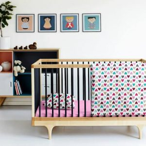 Купить Сердечки розовый Cosas постельное белье детское