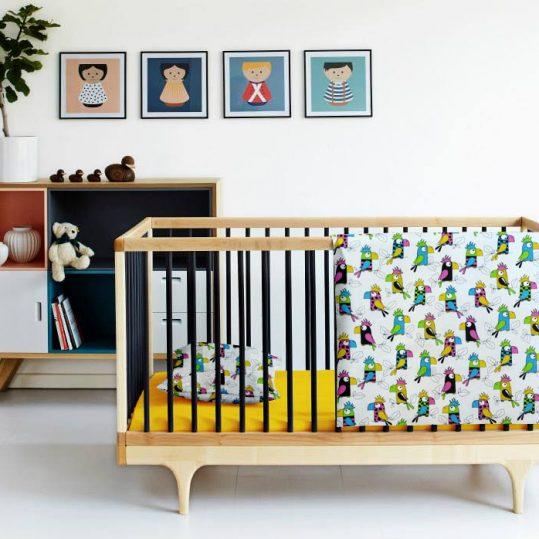 Купить Попугай желтый Cosas постельное белье детское