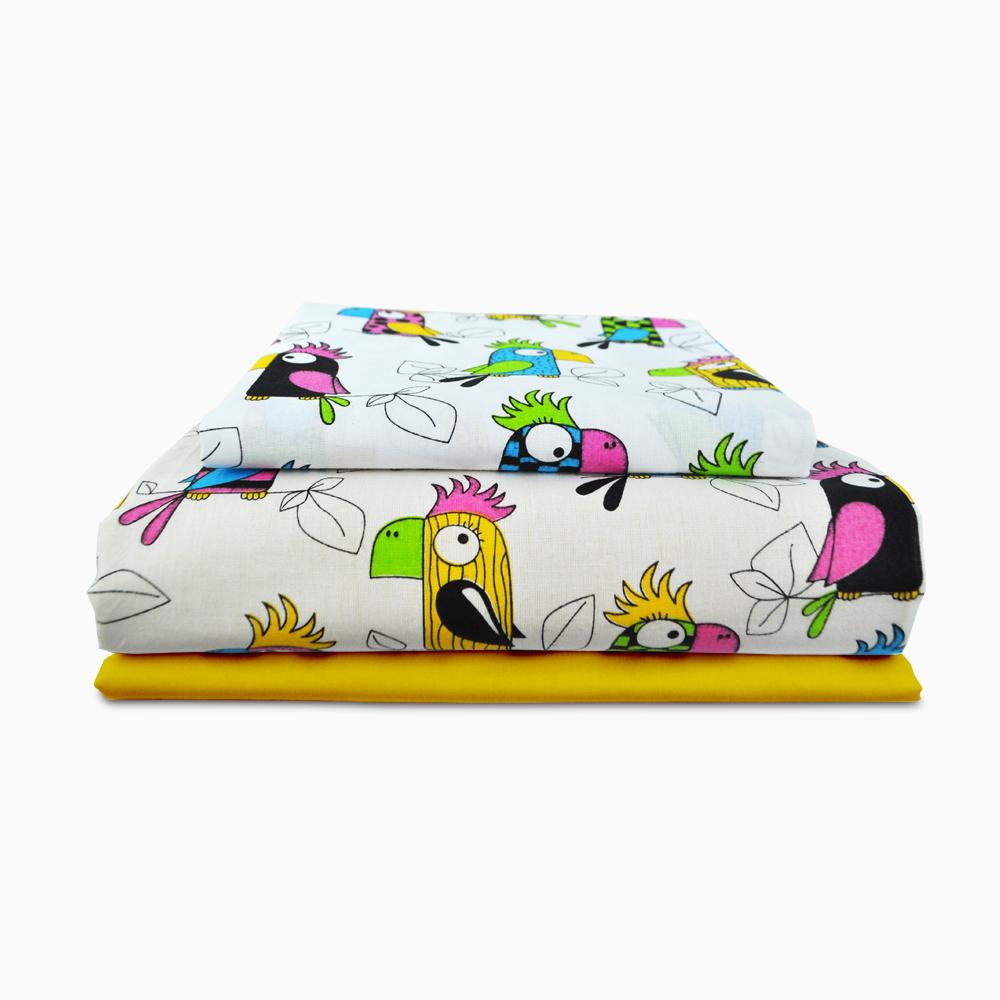 Купить Попугай желтый Cosas постельное белье детское изображение 3