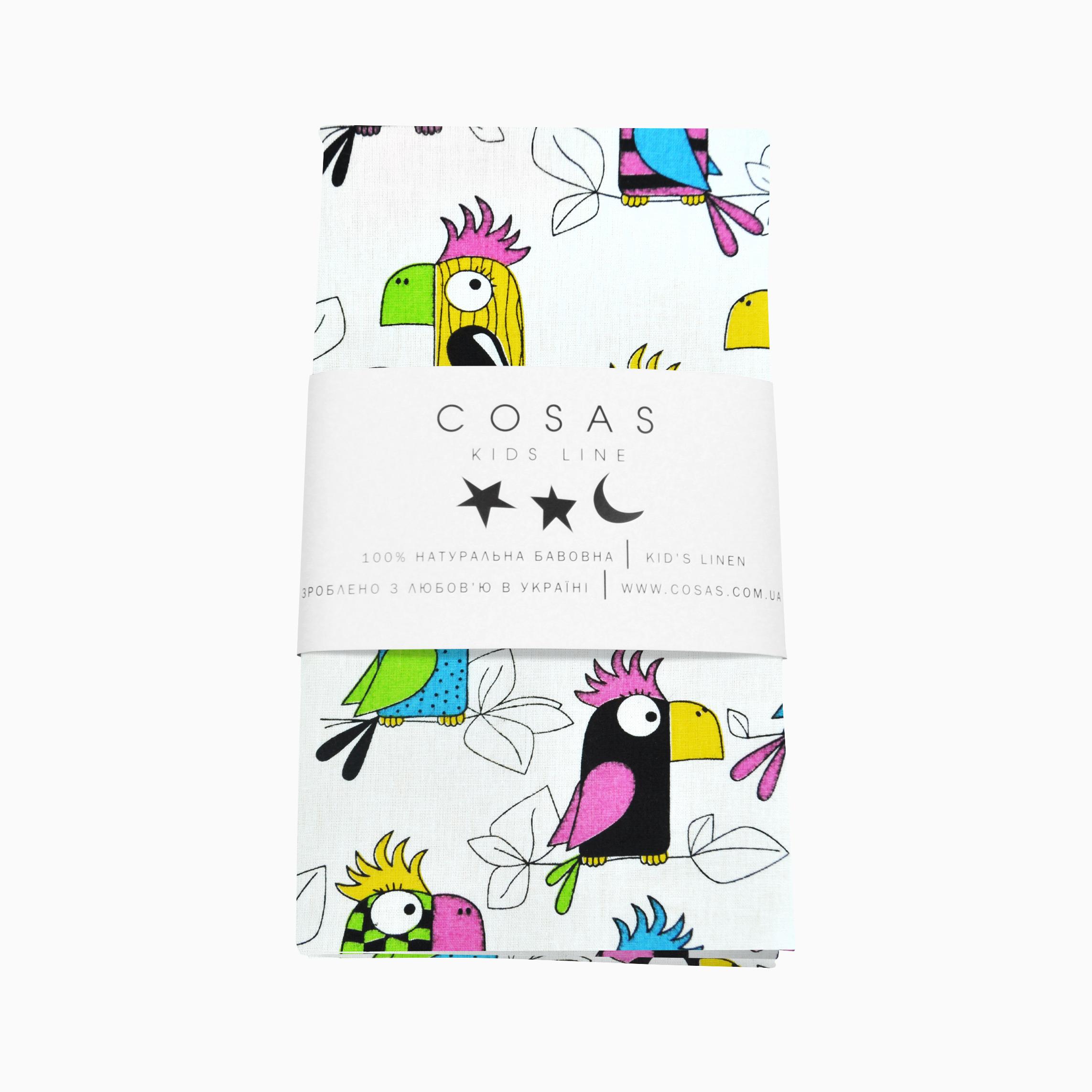 Купить Попугай желтый Cosas постельное белье детское изображение 2