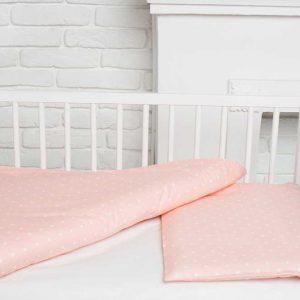Купить Персик Elfdreams постельное белье для новорожденных