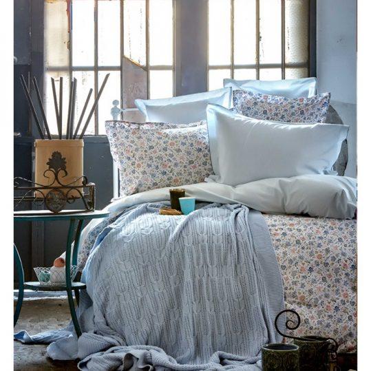 Купить Freya Mavi Karaca Home постельное белье