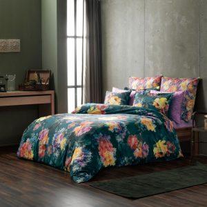 Купить Midnight Bloom Green TAC постельное белье