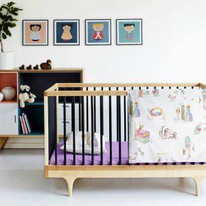 Купить Сказка фиолетовый Cosas постельное белье детское