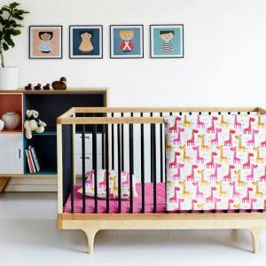 Купить Жираф малина Cosas постельное белье детское