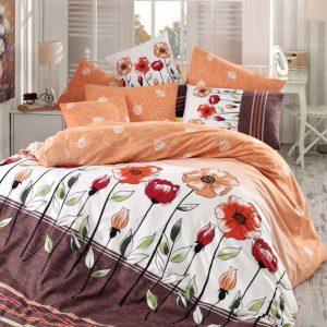 Купить Amanda v4 Somon Majoli Bahar tekstil постельное белье