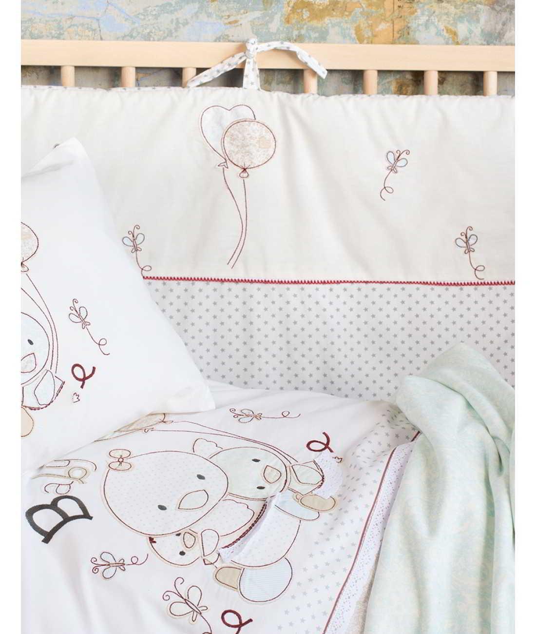 Купить Baby Ducks Karaca Home постельное белье изображение 2
