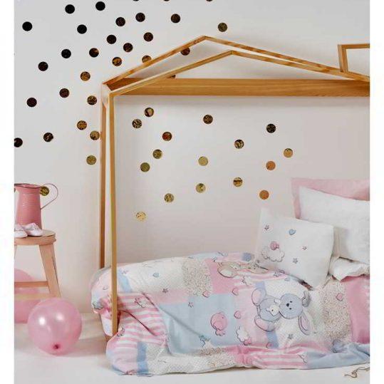 Купить Honey Bunny Pembe Karaca Home постельное белье