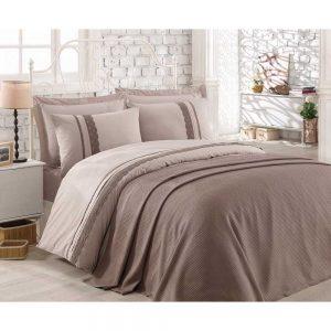 Купить KAHVE Pike Bamboo Cotton Box постельное белье