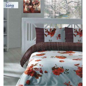 Купить Lona коричневый Altinbasak постельное белье
