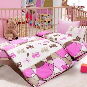 Купить Pisi Pembe Cotton Box постельное белье для новорожденных