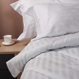 Купить White Stripe Marca Marco Milano постельное белье