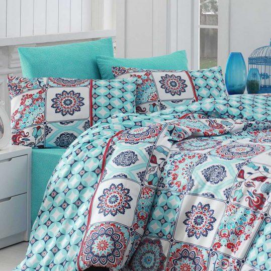 Купить Pearly Mint Mavi Eponj Home постельное белье