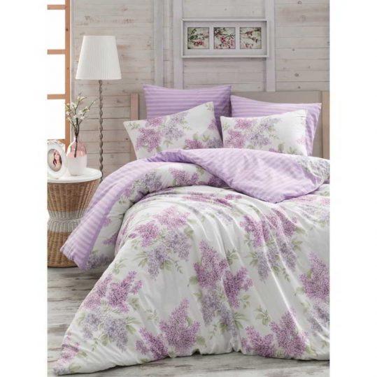 Купить Alacati лиловый Arya постельное белье