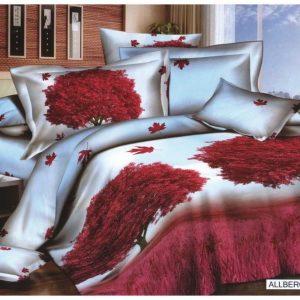 Купить Allbero Фиолетовый Arya постельное белье