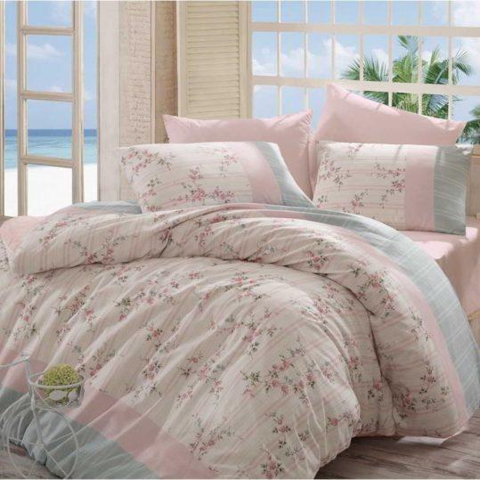 Купить Beril лиловый Arya постельное белье