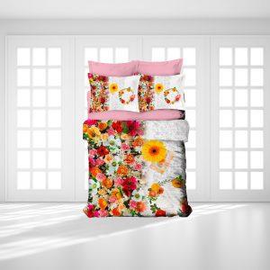 Купить Botanik 3D Gokay постельное белье