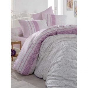 Купить Defne лиловый Arya постельное белье