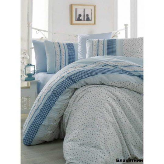 Купить Defne голубой Arya постельное белье