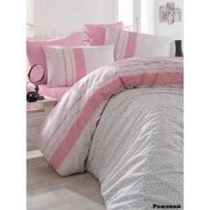 Купить Defne розовый Arya постельное белье