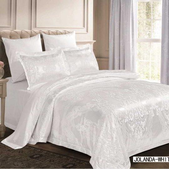Купить Jolanda белый Arya постельное белье