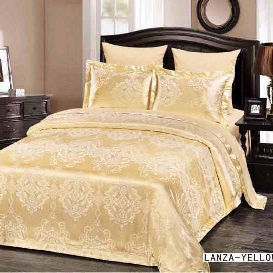 Купить Lanza желтый Arya постельное белье