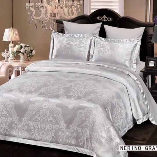 Купить Nerino серый Arya постельное белье