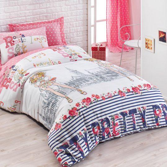 Купить Pretty Pembe Eponj Home постельное белье