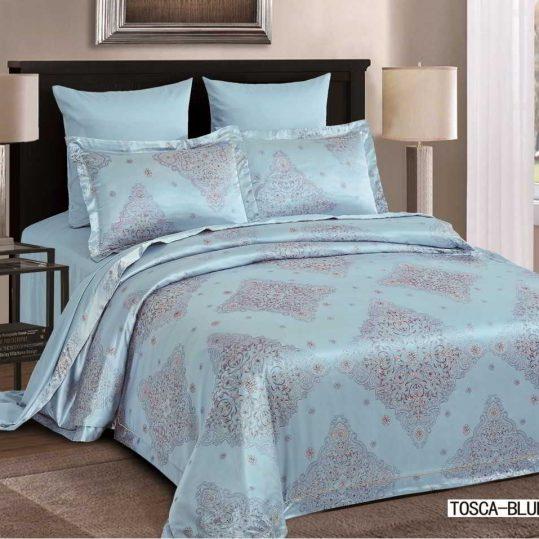 Купить Tosca голубой Arya постельное белье