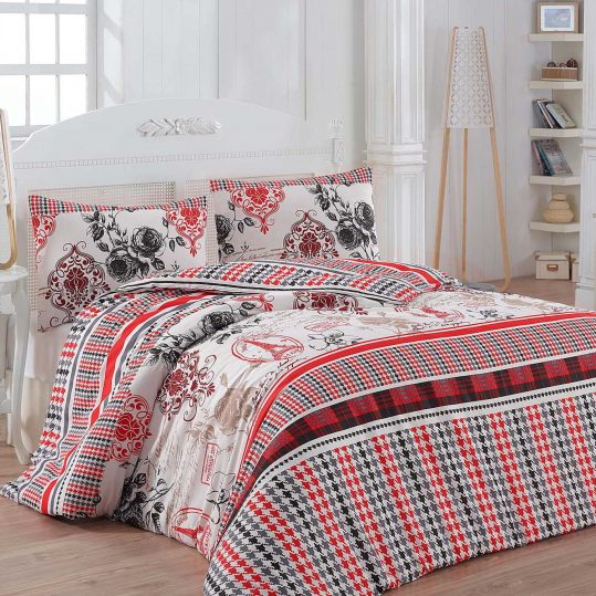 Купить Willy Kirmizi Eponj Home постельное белье