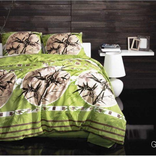 Купить Zen зелений Arya постельное белье