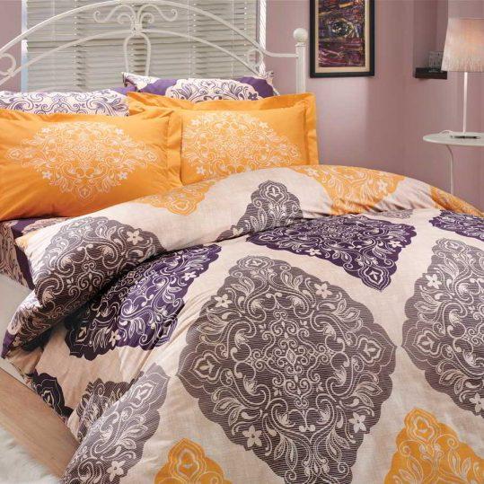 Купить Amanda фиолетовый Hobby постельное белье