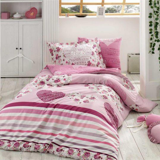 Купить Bella фиолетовый Hobby постельное белье