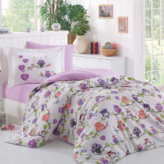 Купить Candy фиолетовый Hobby постельное белье